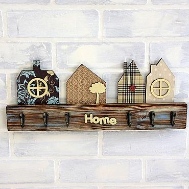 For home and interior handmade. Livemaster - original item The Housekeeper Houses. Handmade.