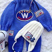 """Куклы и игрушки ручной работы. Ярмарка Мастеров - ручная работа """"Пилот"""". Одежда для кукол. Handmade."""