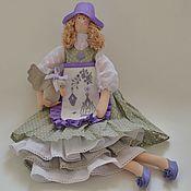 Куклы и игрушки ручной работы. Ярмарка Мастеров - ручная работа Кукла Тильда в стиле прованс. Handmade.