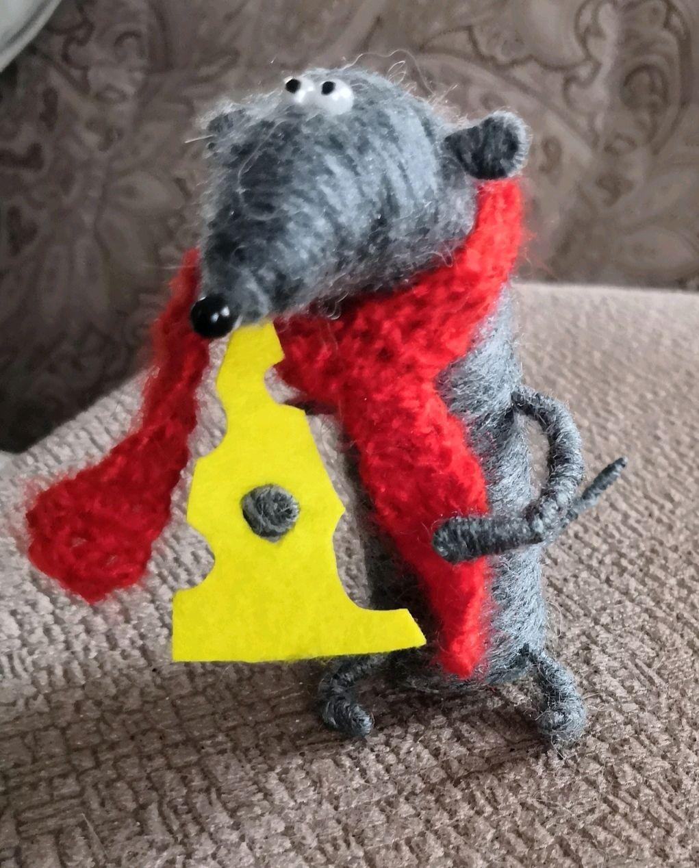 Крыс, Миниатюрные игрушки, Пермь, Фото №1