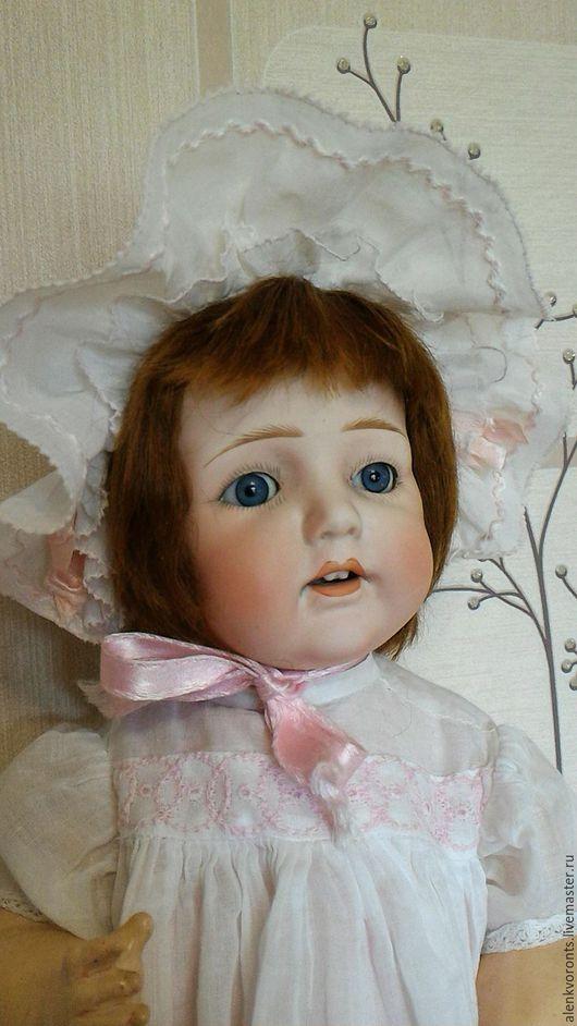 Винтажные куклы и игрушки. Ярмарка Мастеров - ручная работа. Купить Антикварная кукла Япония NIPPON 603, РЕДКАЯ, характерная,36см. Handmade.