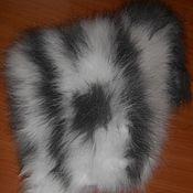 """Работы для детей, ручной работы. Ярмарка Мастеров - ручная работа Шапка из кроличьего пуха """"Буратино"""". Handmade."""