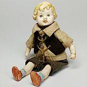 Куклы и игрушки handmade. Livemaster - original item Little boy porcelain doll. Handmade.