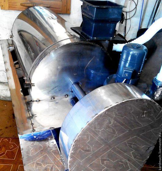 оборудование для производства наполнителя