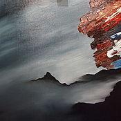 Картины и панно ручной работы. Ярмарка Мастеров - ручная работа Картина. Холст. Масло. Терпение.. Handmade.