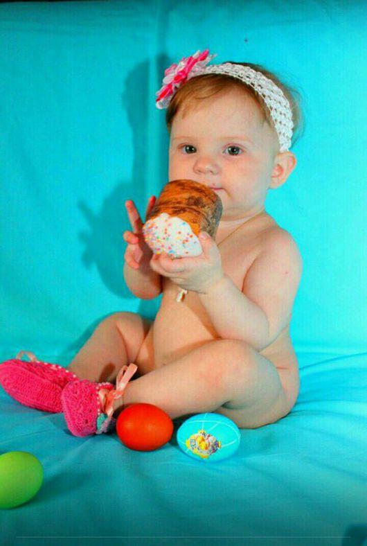 Для новорожденных, ручной работы. Ярмарка Мастеров - ручная работа. Купить Пинетки - туфельки. Handmade. Пинетки, пинетки для малыша, стразы
