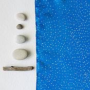 Аксессуары ручной работы. Ярмарка Мастеров - ручная работа Морской бриз - шелковый платок с ручной росписью.. Handmade.