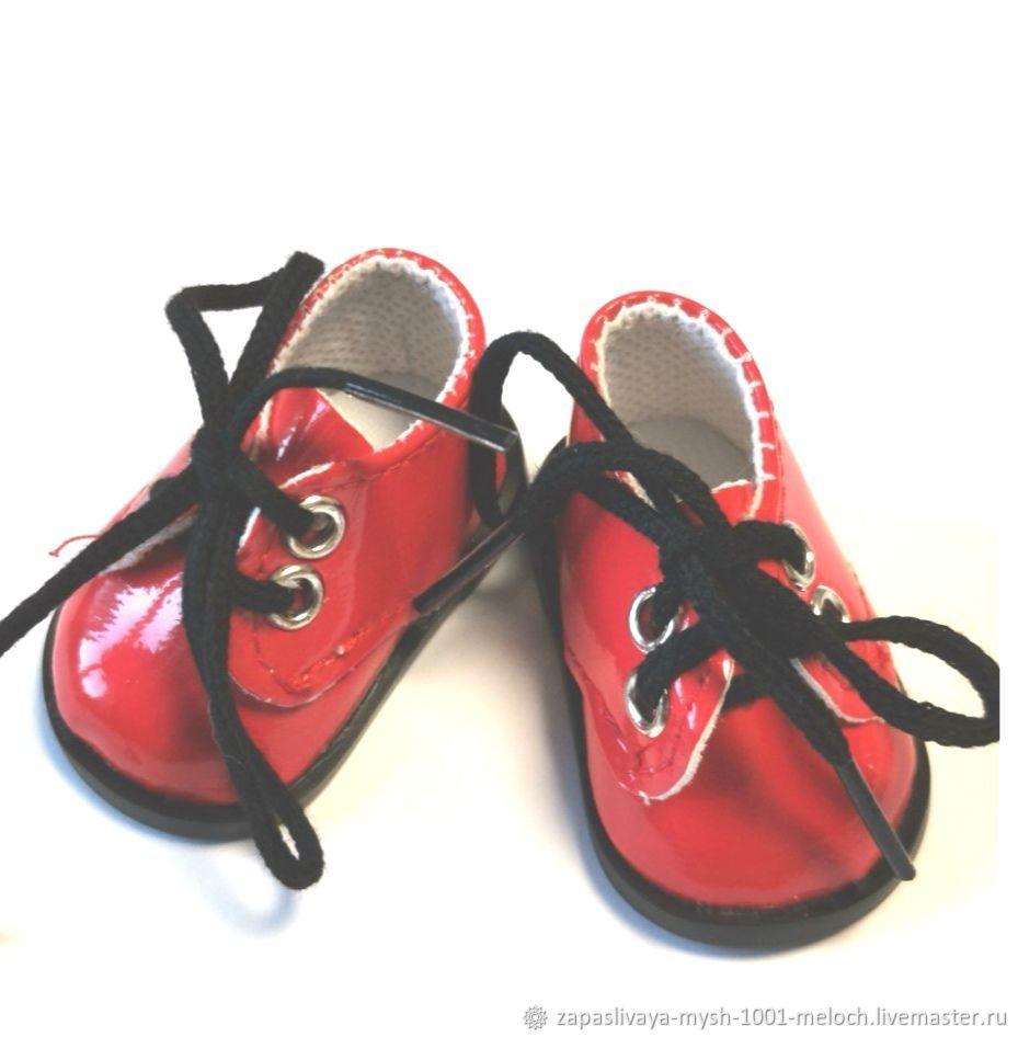 Ботиночки для куклы 5 см, Аксессуары для кукол и игрушек, Новосибирск,  Фото №1
