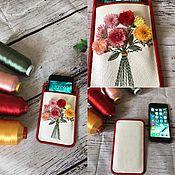 Материалы для творчества handmade. Livemaster - original item Masha`s embroidery designs are voluminous. Handmade.