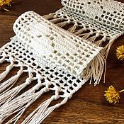 Для дома и интерьера ручной работы. Ярмарка Мастеров - ручная работа Салфетки-подставки под чашки, кружки, бокалы. Handmade.