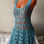 Одежда handmade. Livemaster - original item Sundress-tunic