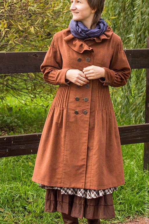 Пальто в стиле бохо своими руками