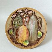 """Картины и панно ручной работы. Ярмарка Мастеров - ручная работа """"Осенний натюрморт"""". Handmade."""