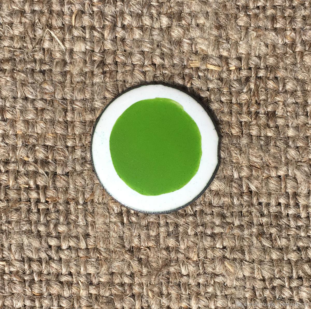 Краска надглазурная FERRO Sunshine №111244 зеленая липа, Заготовки для украшений, Санкт-Петербург,  Фото №1