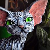 Куклы и игрушки handmade. Livemaster - original item Sphinx Enzo. Handmade.