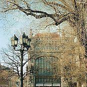 Картины и панно handmade. Livemaster - original item photo pictures saint petersburg city landscape