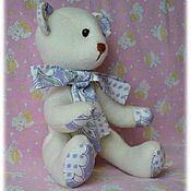 Куклы и игрушки ручной работы. Ярмарка Мастеров - ручная работа Медвежонок Тимоша. Handmade.