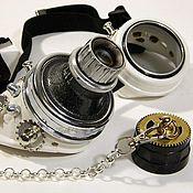 "Субкультуры handmade. Livemaster - original item INFORMAL Goggle Eyewear ""WELDER-52"" Steampunк. Handmade."