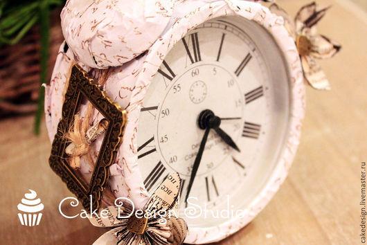 """Часы для дома ручной работы. Ярмарка Мастеров - ручная работа. Купить Часы """"letter to nowhere"""". Handmade. Часы, белый"""