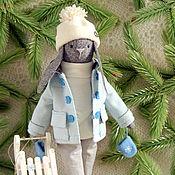 Куклы и игрушки ручной работы. Ярмарка Мастеров - ручная работа Зимние забавы.. Handmade.