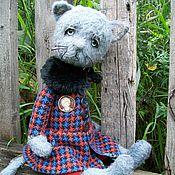 Куклы и игрушки ручной работы. Ярмарка Мастеров - ручная работа Машуня или история одного пальто.... Handmade.