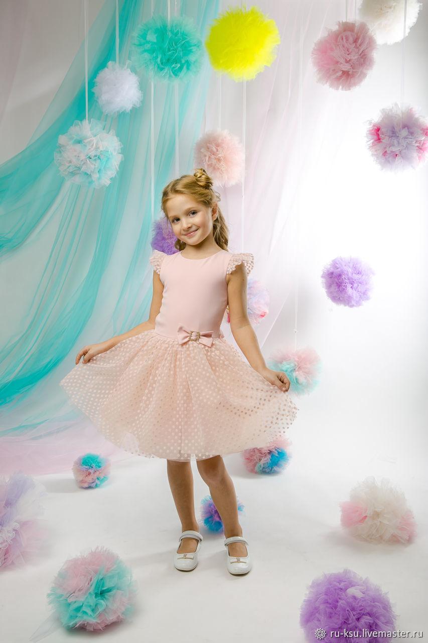 Праздничные платья для девочек, Платья, Санкт-Петербург,  Фото №1