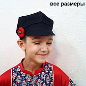 Одежда handmade. Livemaster - original item Cap Russian national men`s headwear. Handmade.