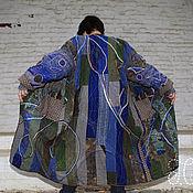 Халаты ручной работы. Ярмарка Мастеров - ручная работа ХАЛАТ-ПАЛЬТО. Handmade.