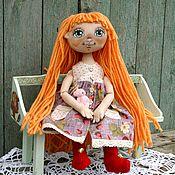 Куклы и игрушки ручной работы. Ярмарка Мастеров - ручная работа Весёлая игровая кукла.. Handmade.