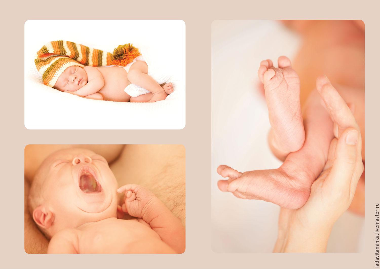 фотосессия новорожденных, Фото, Москва, Фото №1