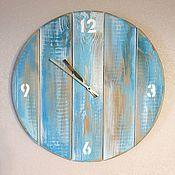 Часы классические ручной работы. Ярмарка Мастеров - ручная работа Часы настенные большие. Handmade.