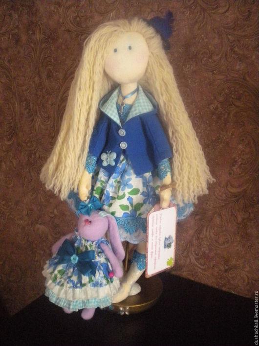Коллекционные куклы ручной работы. Ярмарка Мастеров - ручная работа. Купить Куклы. Handmade. Куклы и игрушки, ткань хлопок 100%