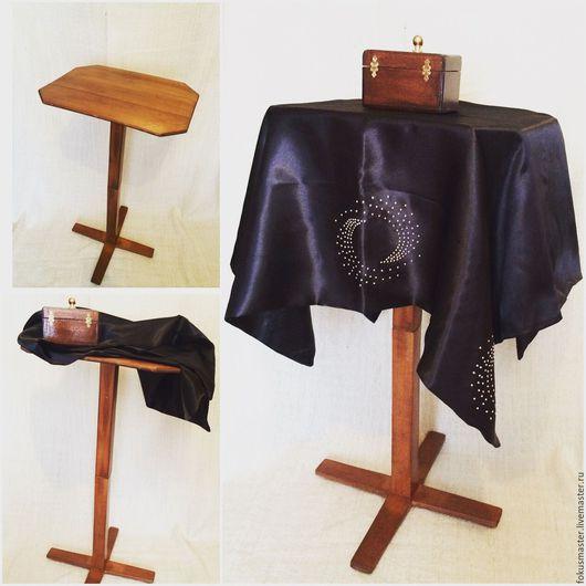 Персональные подарки ручной работы. Ярмарка Мастеров - ручная работа. Купить Фокус, Летающий стол. Handmade. Фокус, иллюзия