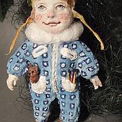 Куклы и игрушки ручной работы. Ярмарка Мастеров - ручная работа Пашка и другие проданы. Handmade.