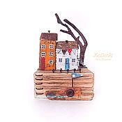 """Для дома и интерьера ручной работы. Ярмарка Мастеров - ручная работа Морская композиция """"На семи ветрах"""". Handmade."""