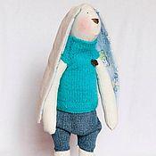Куклы и игрушки ручной работы. Ярмарка Мастеров - ручная работа Кролик Джо. Handmade.