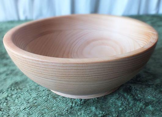 Тарелки ручной работы. Ярмарка Мастеров - ручная работа. Купить Чаша. Handmade. Посуда ручной работы, посуда из дерева, русский