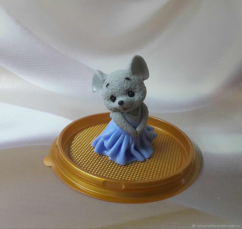 Мышка в платье, Мыло, Москва,  Фото №1