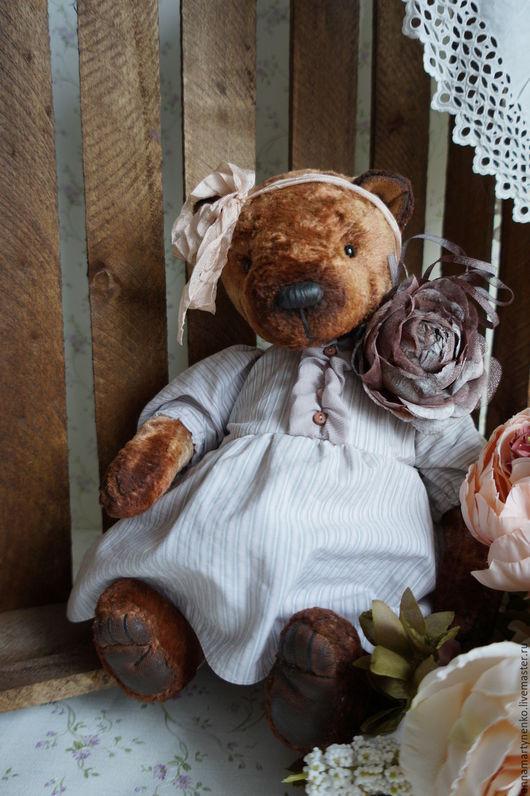 """Мишки Тедди ручной работы. Ярмарка Мастеров - ручная работа. Купить Медвежонок из коллекции """"Мой плюшевый друг"""". Handmade."""