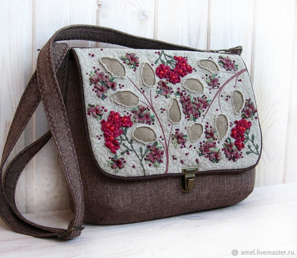 Bag 'Wild herbs-2', Crossbody bag, Izhevsk,  Фото №1