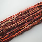 Материалы для творчества handmade. Livemaster - original item Chenille silk. Handmade.