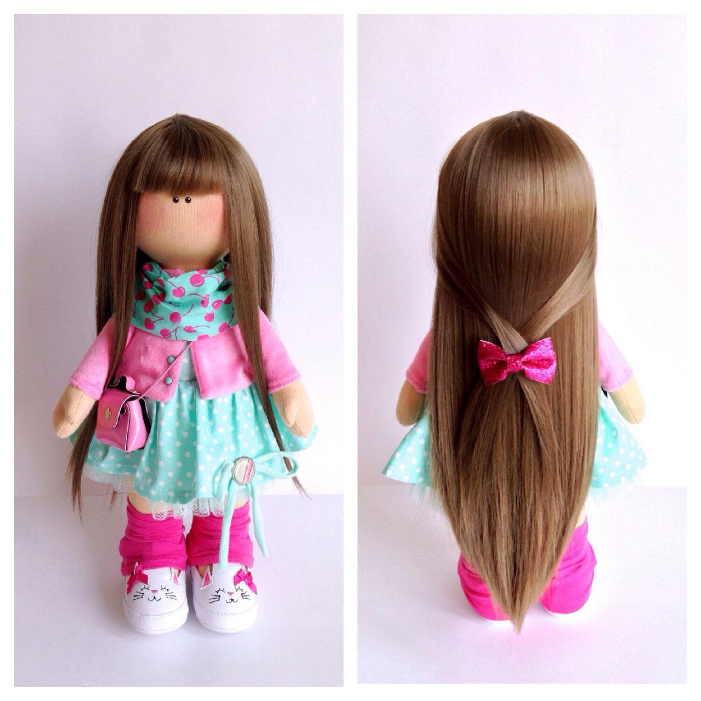 Видео мастер класс по куклам