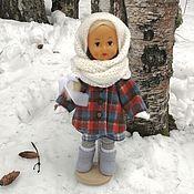 Куклы винтажные ручной работы. Ярмарка Мастеров - ручная работа Кукла Тома. Вятка.. Handmade.