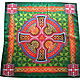 Scarf Shawl Cape Celtic cross, the Beauty of nature, Ritual attributes, Moscow,  Фото №1