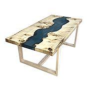 Для дома и интерьера handmade. Livemaster - original item Coffee table from poplar. Handmade.