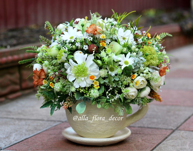 Букет цветов в вазе Свежесть раннего лета 2, Композиции, Орел,  Фото №1