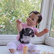 Куклы и игрушки ручной работы. Ярмарка Мастеров - ручная работа кукла-реборн из молда Sally3. Handmade.