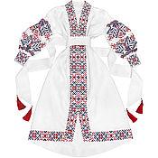 """Одежда ручной работы. Ярмарка Мастеров - ручная работа Длинное платье """"Шарм Традиций"""". Handmade."""