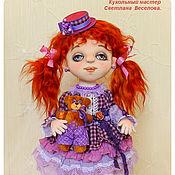 Куклы и игрушки ручной работы. Ярмарка Мастеров - ручная работа авторская кукла Мери. Handmade.