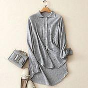 Одежда handmade. Livemaster - original item Cashmere blouse. Handmade.